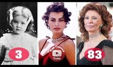 София Лорен от 3 до 84 години