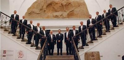 СНИМКА: пресцентърът на Министерството на културата