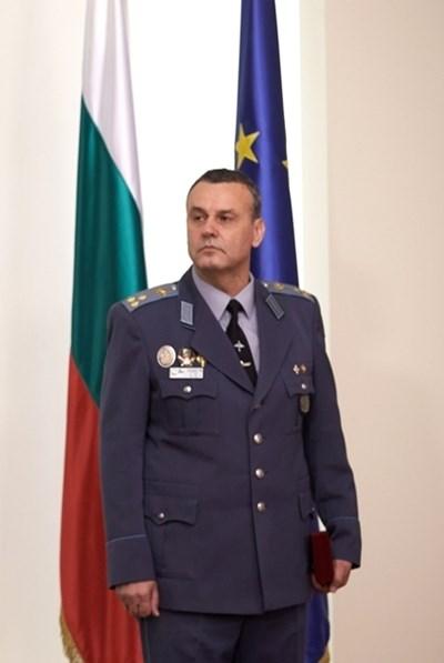 Бригаден генерал Радостин Илиев