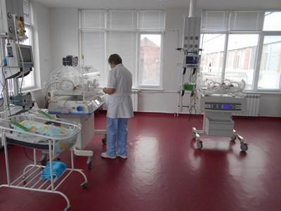 Първият семеен център за недоносени отвори врати