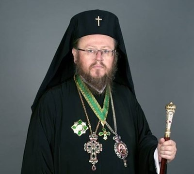 Русенският митрополит Наум Снимка: Архив
