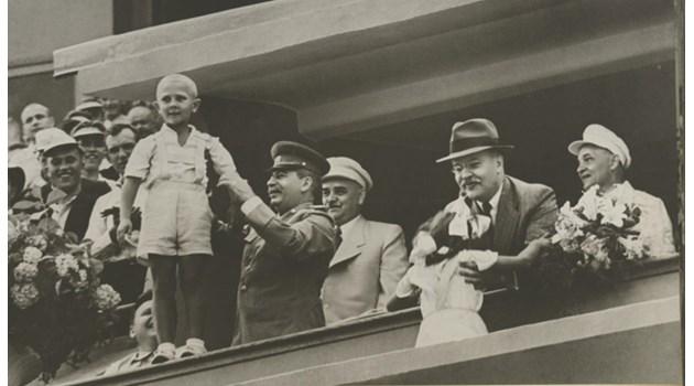 Моята среща със Сталин