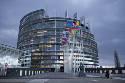 Сградата на Европейския парламент Снимка: WWF