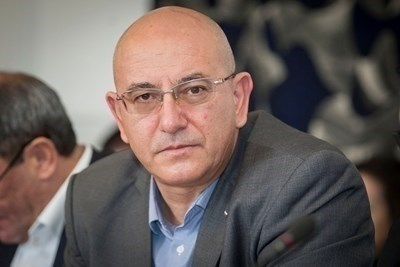 Емил Димитров - Ревизоро СНИМКА: Архив