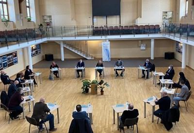 Николова във Варна: Очакваме с ваксините да се ускори рестартът на туризма