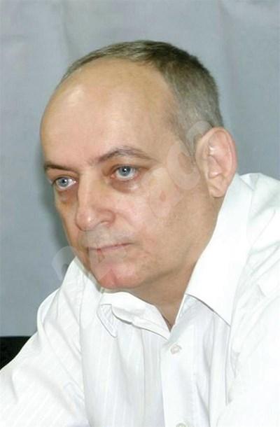 "Доц. Георги Йорданов, директор на МБАЛ ""Св. Мина"" СНИМКА: 24 часа"