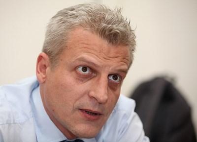 ПЕТЪР МОСКОВ, бивш министър на здравеопазването
