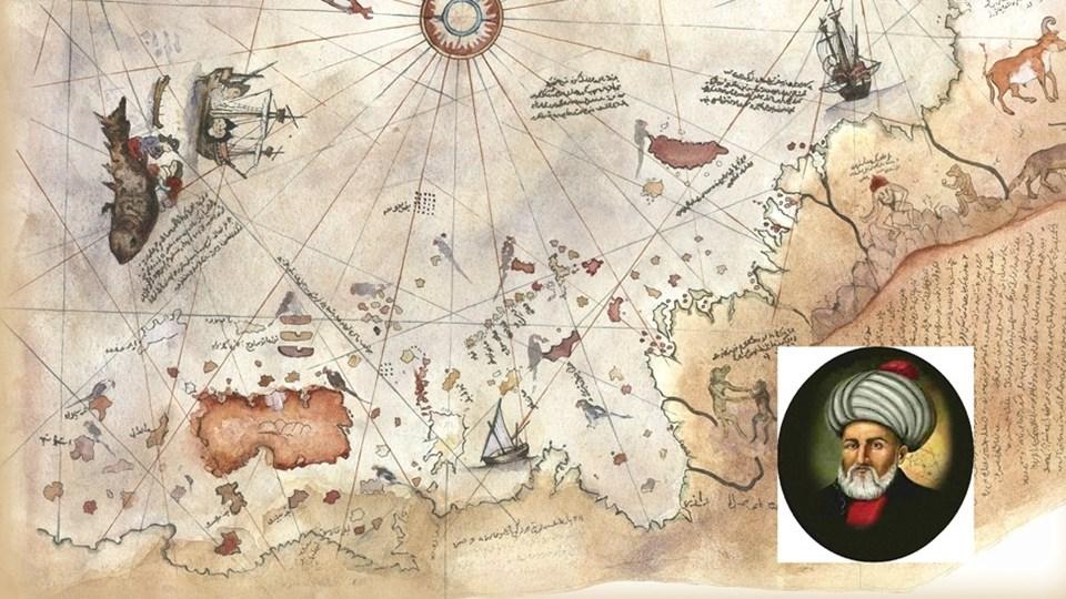 Misteriya S Drevni Karti Predi 500 Godini Turskiyat Admiral Piri