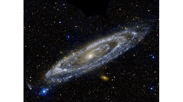 Канибалът Андромеда настъпва към Земята