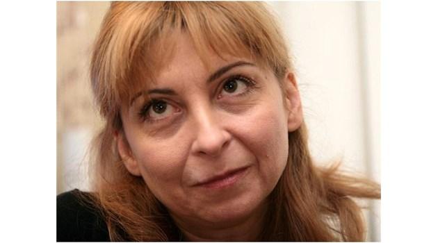 Рени Врангова: У нас не уважаваме творците