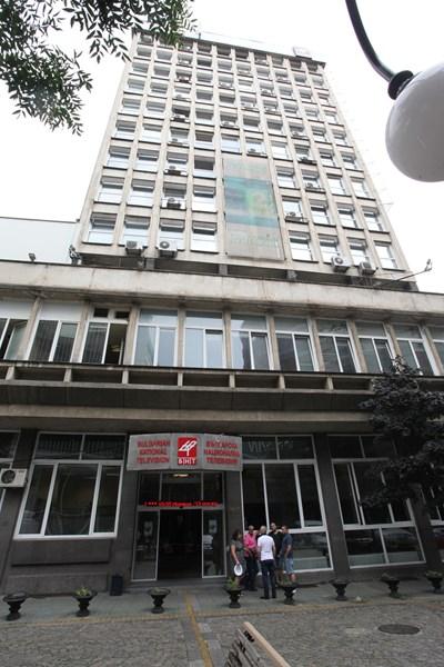 Сградата на БНТ