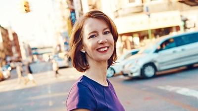 Авторка на книги за щастието Гратчен Рубин се заема с най-трудните задачи рано сутрин.