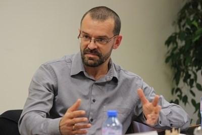 Боян Рашев - Експерт по управление на околната среда и ресурсите, управляващ партньор в Denkstatt