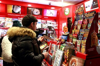 """Талони на """"Националната лотария"""" се продаваха и през февруари 2020 г. въпреки готвените промени в закона тогава, с които организирането на лотарийни игри бе възложено само на държавното тото."""