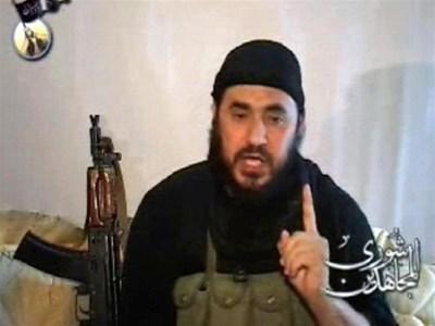 """Абу Мусаб ал Заркауи като емир на """"Ал Кайда"""" в Ирак СНИМКИ: РОЙТЕРС"""