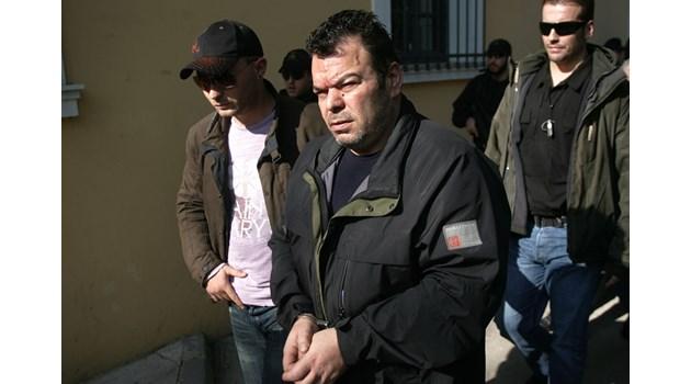 Убиха гръцкия топмафиот Царя на нощта, който от нощните клубове и рекета стигна до контрабанда на петрол, пране на пари и убийства