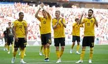 Белгия на 1/8-финал след най-резултатния мач в Русия - 5:2 срещу Тунис