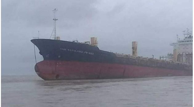 Призрачен кораб, изчезнал през 2009 г. се появи край Мианмар без екипаж и товар