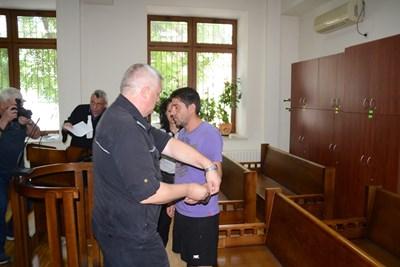 Марин Ангелов съда