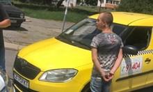 След гонка полицаи хванаха Джуджето. Опита да им избяга с крадено от Костинброд такси