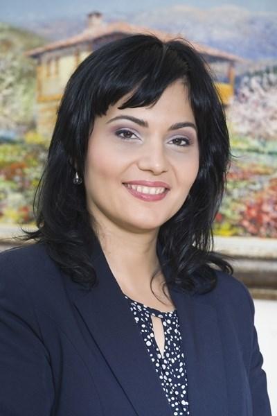 Председателката на Българския фармацевтичен съюз Асена Сербезова СНИМКА: Архив