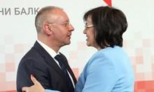 Нинова забавя, но не забравя. Не могла да прости на Станишев, че я уволнил като зам.-министър и че не й дал рамо първия път за председател на БСП