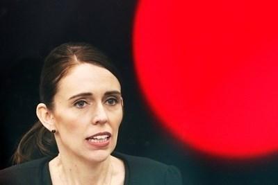 Новозеландската премиерка Джасинда Ардърн СНИМКА: Ройтерс