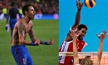 Най-добре платеният волейболист взема 40 пъти по-малко от топбогаташа във футбола