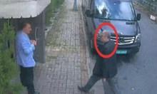 Кашоги удушен с найлонов плик, нарязан на 15 парчета (Видео, обзор)