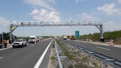Над 50% от рамките за толтакси са по магистрали и първокласни пътища