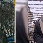 Бащата на изчезналия Николай (вляво) и студентът (вдясно) Кадър: Нова тв