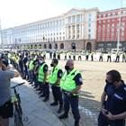 Започва митингът в подкрепа на правителството СНИМКА: Ники Литов