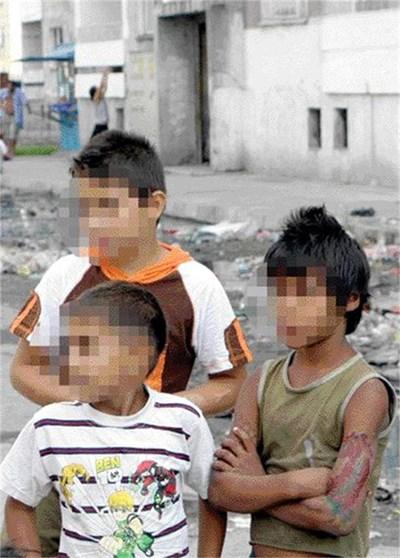 В Столипиново е практика децата да се използват за престъпления, защото не носят съдебна отговорност. СНИМКА: 24 часа онлайн