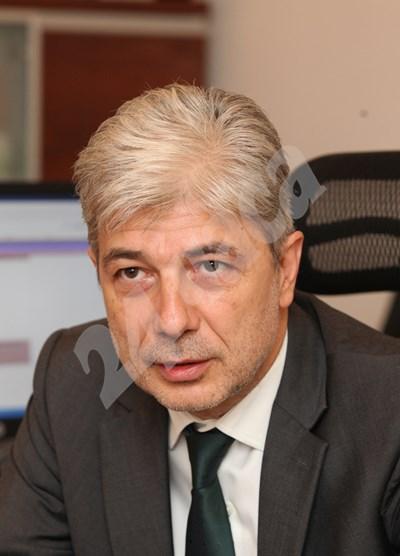Министър Нено Димов СНИМКА: 24 часа