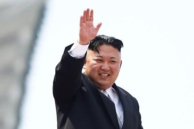 Ким Чен-ун Снимка: Ройтерс
