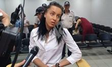 Танцьорката Габриела пак плаче в съда: Пуснете ме, няма да се повтори нищо