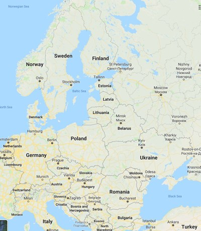 Отчетоха радиоактивен йод над нормата на границата между Норвегия и Русия