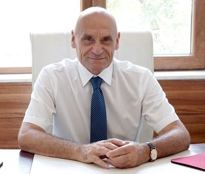Людмил Рангелов - адвокат, зам.-председател на Висшия адвокатски съвет СНИМКА: Десислава Кулелиева