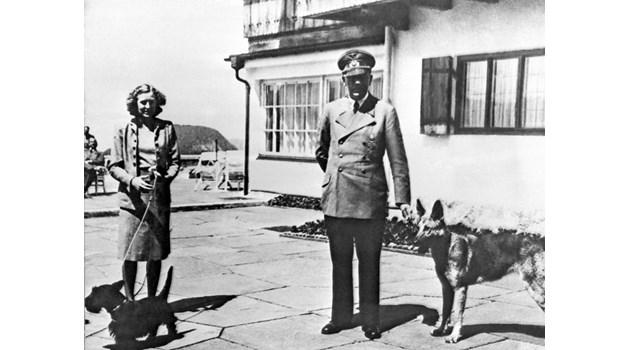 Сензация в секретен доклад на ЦРУ: Хитлер не се е самоубил, а се спасява с бягство в края на войната