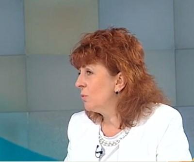 Виктория Василева  Кадър: Bulgaria ON AIR