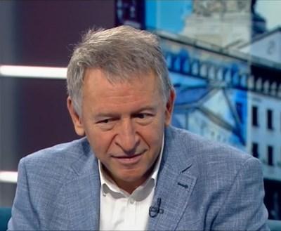 Министър Стойчо Кацаров Кадър: БНТ