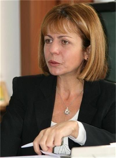 Йорданка Фандъкова. Снимка Архив