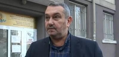 Директорът на РЗИ-Бургас д-р Георги Паздеров КАДЪР: БНТ