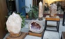 Софийско изложение на минерали, фосили и скъпоценни камъни