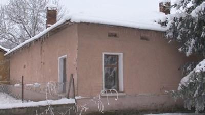 Къщата на Валeри Симеонов във врачанското с. Бутан.  Снимка: Валери Ведов