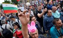 """Разцепление тръгна между протестиращите заради колоните на """"отровното трио"""""""