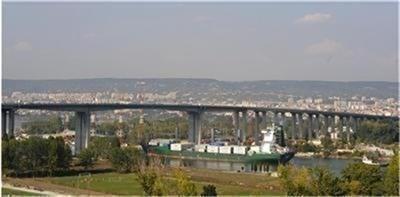 Аспаруховият мост. Снимка Архив