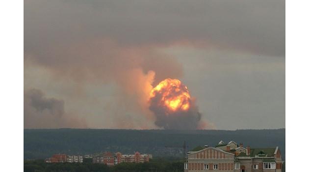"""Най-смъртоносното оръжие на Путин пали нов Чернобил. Размразяват проекта от Втората световна война за ядрената ракета """"Буревестник"""""""