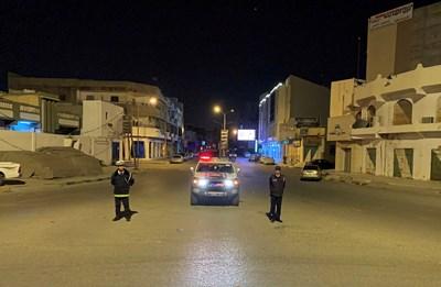 Кадър от Либия Снимка: Ройтрес