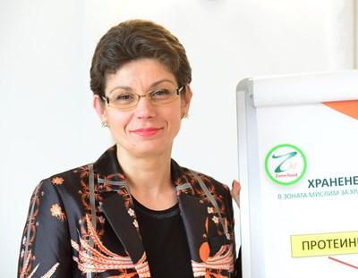 Катя Божкова е ресторантьор с повече от 20 години стаж СНИМКА: Йордан Симеонов